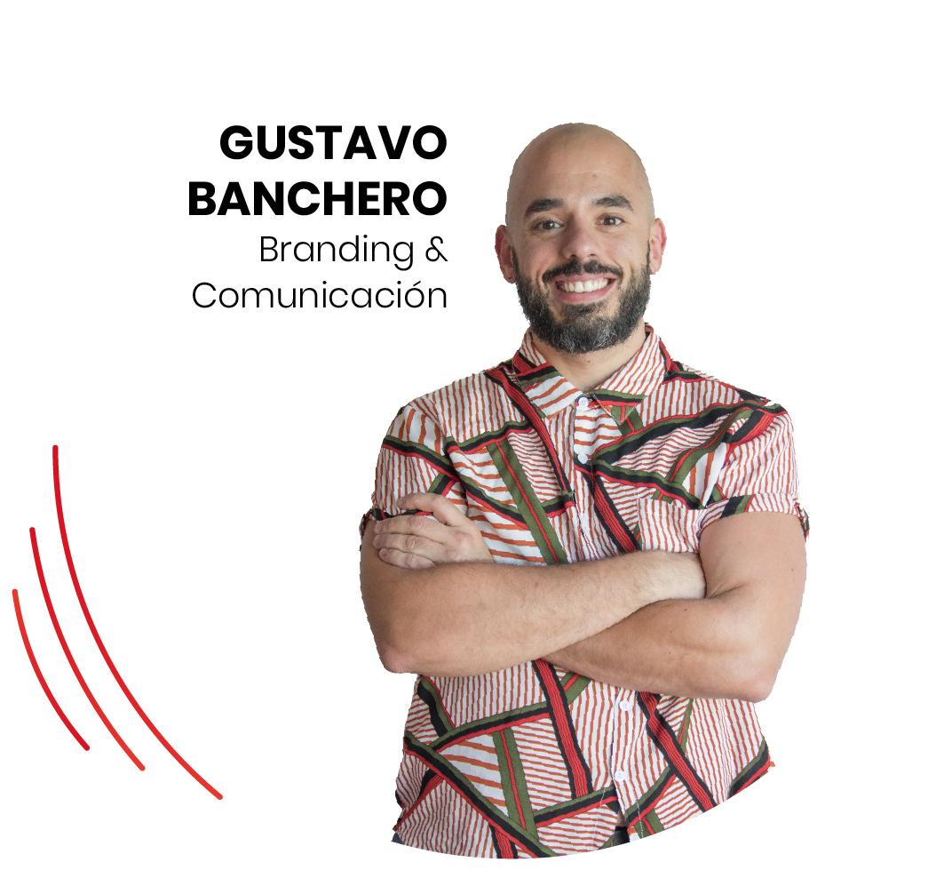 GUS BANCHERO - Branding y Comunicación Digital