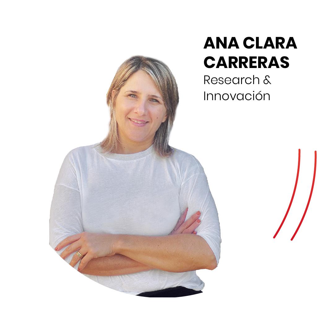 ANA CLARA CARRERAS - Research & Investigación
