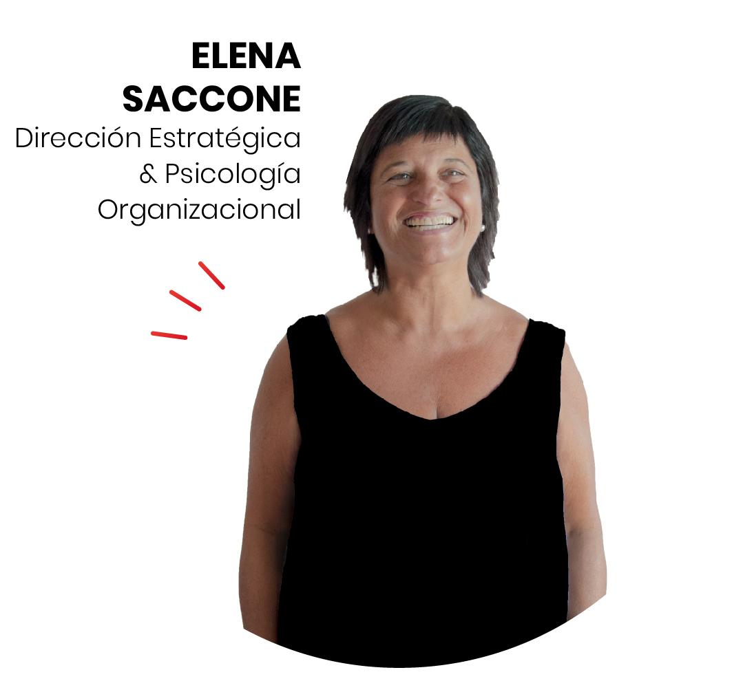 Elena Saccone - Dirección Estratégica & Psicología Organizacional